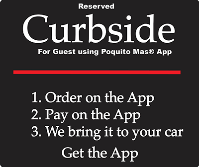 curbside ordering